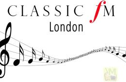 Classic FM Radio, Лондон, Великобритания
