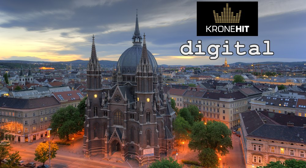 Radio KroneHit Digital, Вена