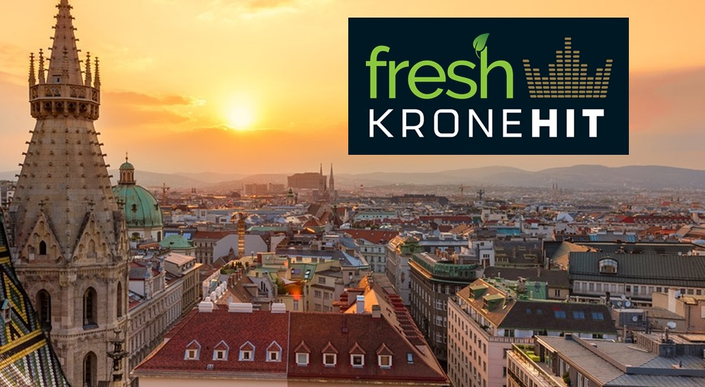 Radio Kronehit  Fresh, Вена