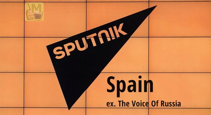 Radio Sputnik (The Voice Of Russia Spain)