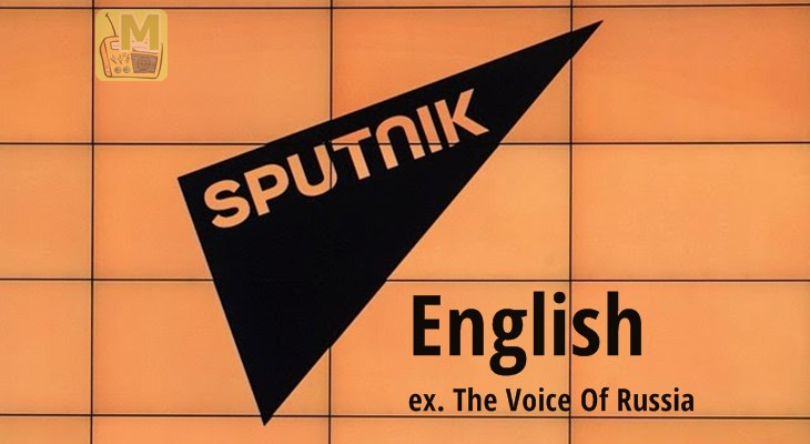 Radio Sputnik (The Voice Of Russia English)